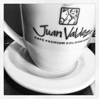 Photo taken at Juan Valdez Café by Sameer on 7/13/2012