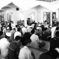 Photo taken at Surau Al-Ikhwan by Mohd Haaziq M. on 3/16/2012