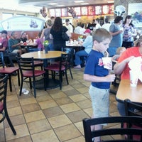 Photo taken at Chick-fil-A by Rachelle M. on 8/1/2012