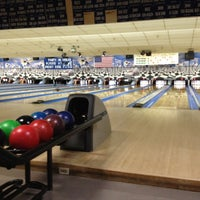Photo taken at Kearny Mesa Bowl by Sarah J. on 2/22/2012