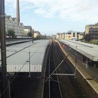 Photo taken at Haymarket Railway Station (HYM) by Andrej V. on 8/16/2012