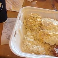 Photo taken at Ohana Hawaiian BBQ by Jared J. on 8/13/2012