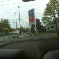 Photo taken at Don's Sunoco by Brandon S. on 4/28/2012