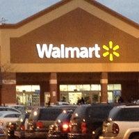 Photo taken at Walmart by Jeremiah C. on 2/2/2012