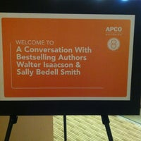 Photo taken at APCO Worldwide by Drew M. on 5/7/2012