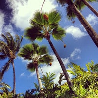Photo taken at Grand Hyatt Kauai Resort & Spa by andrew_sf on 3/12/2012