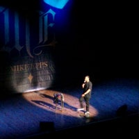 Photo taken at Palace Theatre by Chenelle MissingDelesa S. on 3/19/2012