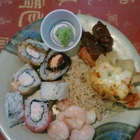 Photo taken at Asian Buffet by Karm B. on 4/27/2012
