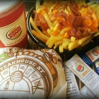 Photo taken at Burger King by Diego D. on 2/3/2012