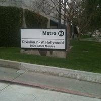 Photo taken at Metro Division 7 by Eric B. on 3/12/2012