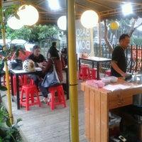 Photo taken at Baso Malang BoM by Iwan W. on 5/11/2012
