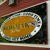 Photo taken at Redamak's Tavern by Jack K. on 8/31/2012