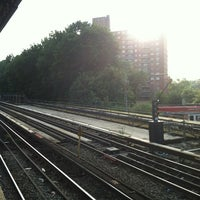 Photo taken at MTA Subway - Baychester Ave (5) by Alcibiades D. on 6/15/2012