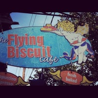 Photo taken at The Flying Biscuit Cafe by Lacey on 9/2/2012