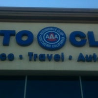Photo taken at AAA - Automobile Club of Southern California by Deborah J. on 2/9/2012