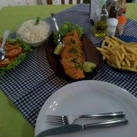 Photo taken at Restaurante Quinha by Luis M. on 2/14/2012