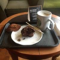 Photo taken at Starbucks Coffee by Antonio G. on 4/25/2012
