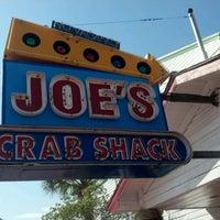 Photo taken at Joe's Crab Shack by Jan L. on 4/10/2012