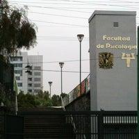 Photo taken at Facultad de Psicología, UNAM by Adriana on 8/11/2012