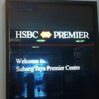 Photo taken at HSBC Bank by Lim on 6/19/2012