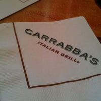 Photo taken at Carrabba's Italian Grill by Josh T. on 5/13/2012