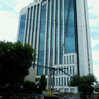 Photo taken at Makati City Hall by Bert C. on 4/2/2012