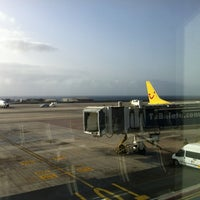 Photo taken at Gran Canaria Airport by Javiacos on 6/24/2012