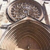 Photo taken at Monestir de Sant Cugat by Gemma B. on 4/7/2012