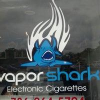 Photo taken at Vapor Shark by Mario F. on 4/28/2012