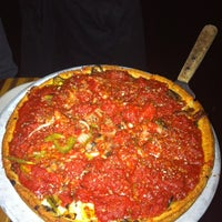 Photo taken at Little Star Pizza by Nathan R. on 6/10/2012