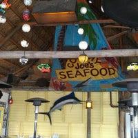 Photo taken at Conchy Joe's Seafood by John F. on 4/18/2012