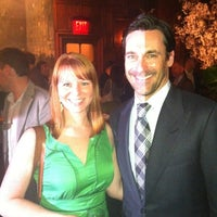 Photo taken at The Oak Room at The Plaza Hotel by Nicole R. on 3/23/2012