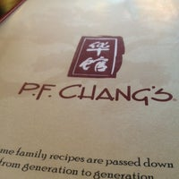 Photo taken at P.F. Chang's by Othman A. on 5/12/2012