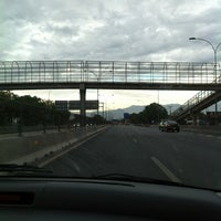 Photo taken at Autopista Central by Carolina R. on 4/8/2012