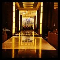 Photo taken at Delano Las Vegas by Mooyon K. on 5/16/2012