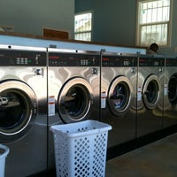 Photo taken at 30th Street Coin Laundry by Alana P. on 4/28/2012