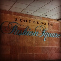 Photo taken at Scottsdale Fashion Square by Nadia T. on 7/21/2012