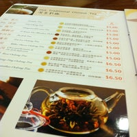 Photo taken at Tea Station by Chuck @. on 2/12/2012