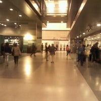 Photo taken at Metro Los Dominicos by Cata C. on 4/9/2012