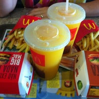 Photo taken at McDonald's by Gilmar C. on 4/16/2012