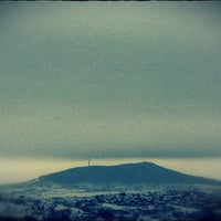 Photo taken at Vidikovac by Erduana S. on 2/17/2012