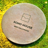 Photo taken at Soho House by Ann E. on 5/4/2012
