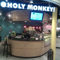 Photo taken at Holy Monkey by Johan B. on 3/2/2012