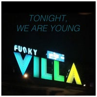 Photo taken at Funky Villa by UP N. on 6/1/2012