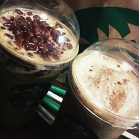 Photo taken at Starbucks by 🎅Mkkz✨ M. on 7/11/2012