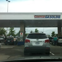 Photo taken at Costco Gas by Chuck H. on 5/14/2012