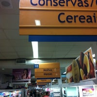 Photo taken at Supermercado Angeloni by Petroneo P. on 4/7/2012