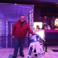 Photo taken at Regal Cinemas Transit Center 18 & IMAX by Jay D. on 2/12/2012