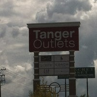 Photo taken at Tanger Outlet Mebane by Yaya E. on 8/6/2012