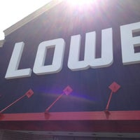 Photo taken at Lowe's Home Improvement by Steven B. on 5/19/2012